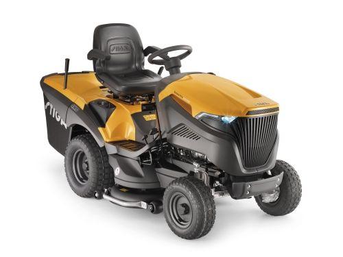 Stiga gyűjtős fűnyírótraktor ESTATE PRO 9122 XWS