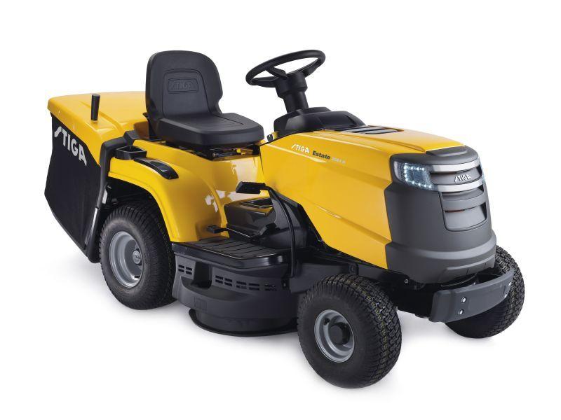 Stiga gyűjtős fűnyírótraktor ESTATE 3084 H
