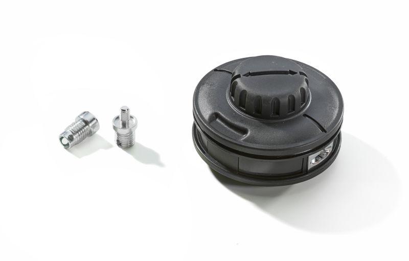 Stiga damilfej, koppintós Ø 130mm (automata szálbefűzős)