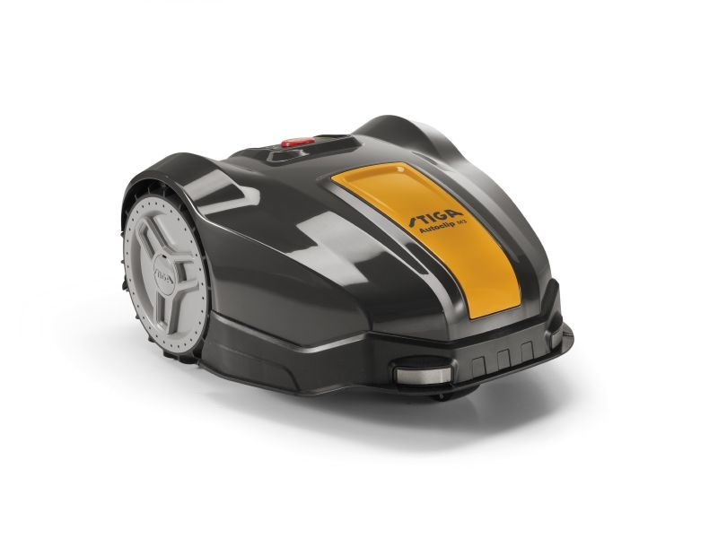 Stiga robotfűnyíró M3 (2,5 Ah)