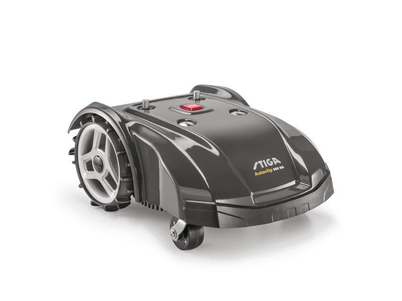 Stiga robotfűnyíró 550 SG (7,5 Ah)
