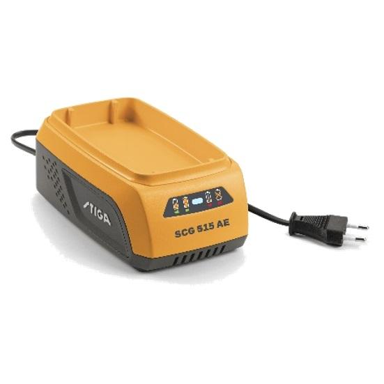 Stiga normál akkumulátor töltő SCG 515 AE (48 V)