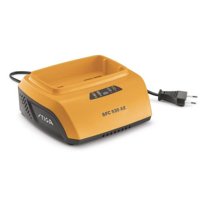 Stiga gyors akkumulátor töltő SFC 530 AE (48 V)
