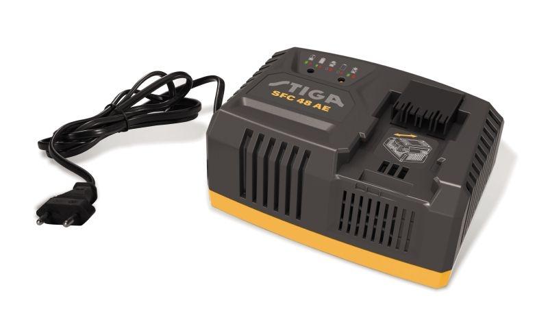 Stiga gyors akkumulátor töltő SFC 48 AE (48 V)