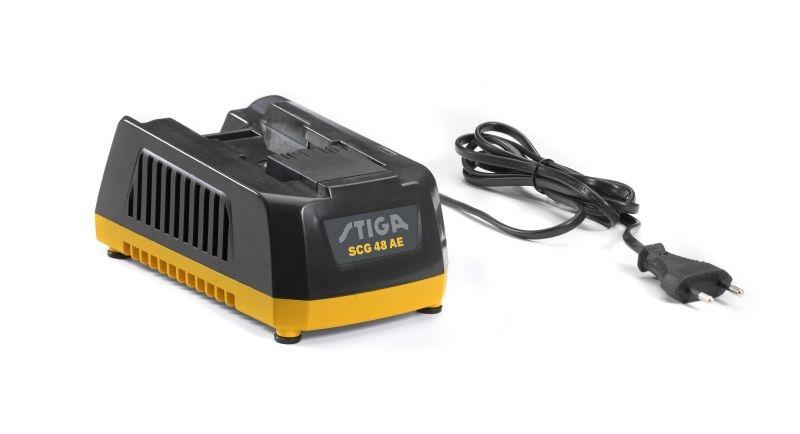 Stiga normál akkumulátor töltő SCG 48 AE (48 V)