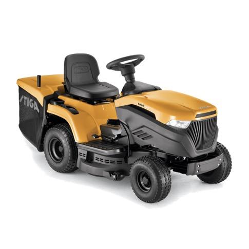 Stiga gyűjtős fűnyírótraktor ESTATE 3084 H BS 3130