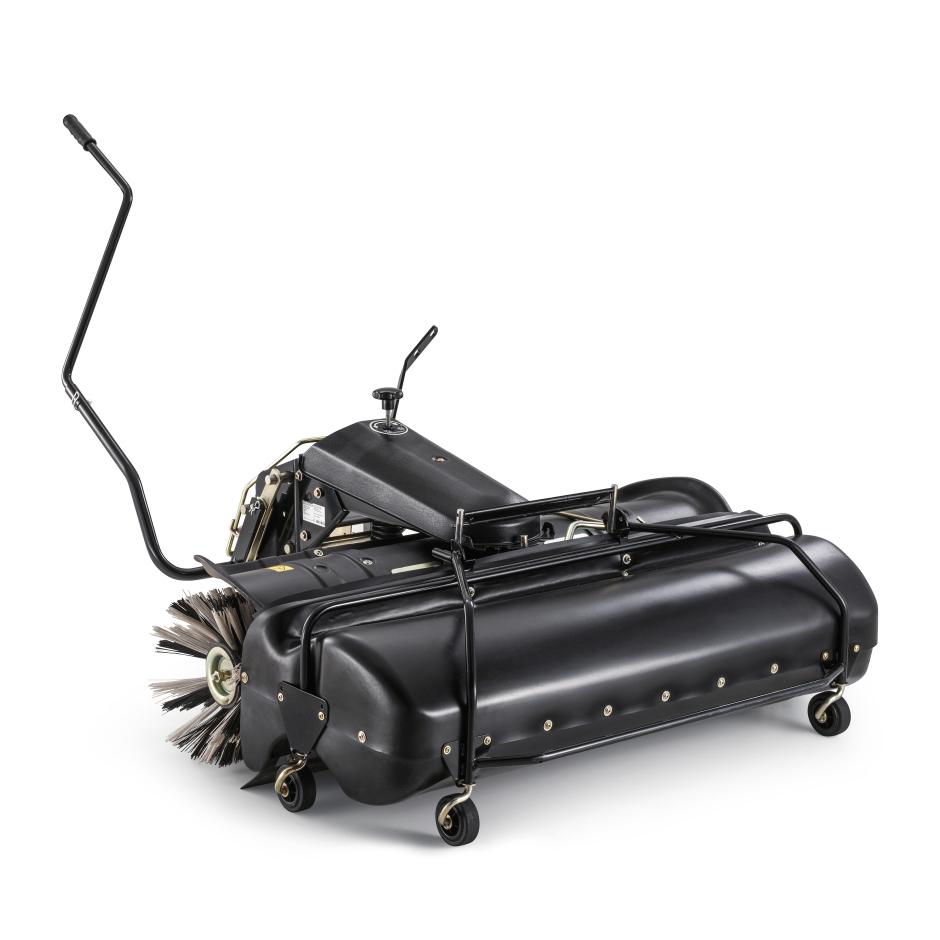 Stiga seprőgép 9-es sorozat(forgókefe gyűjtővel)